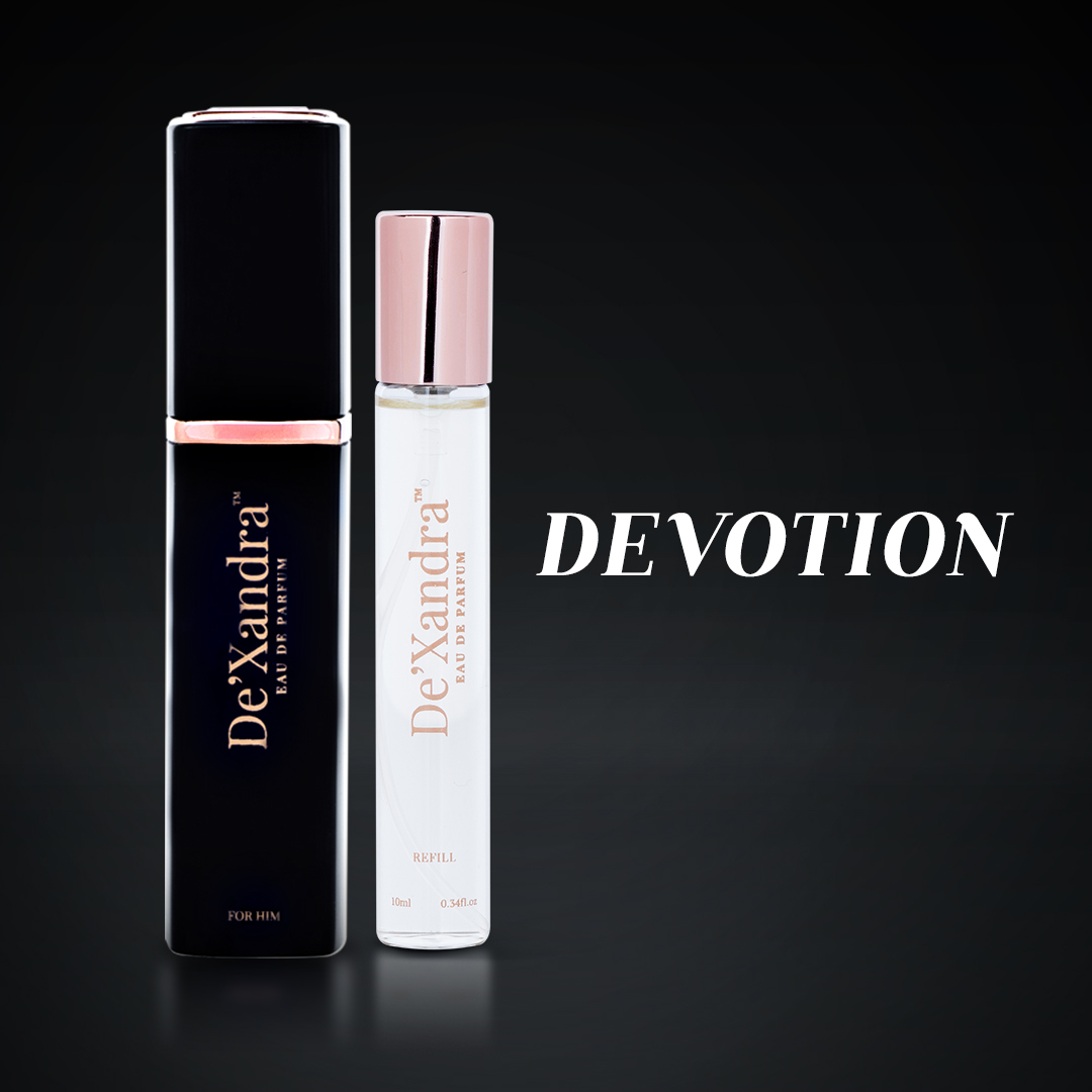 Devotion – De'Xandra Eau De Parfum Twist & Spray