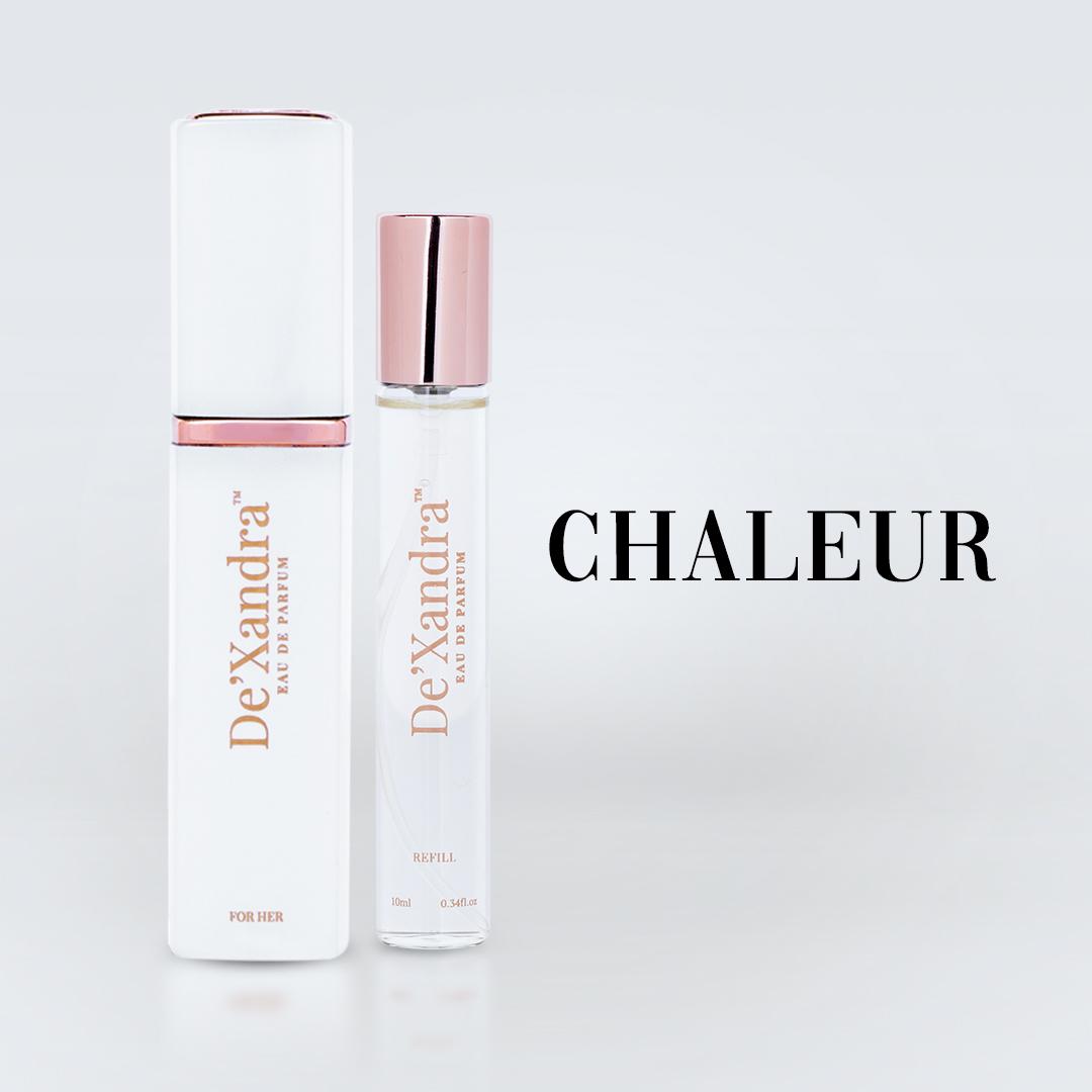 Chaleur – De'Xandra Eau De Parfum Twist & Spray