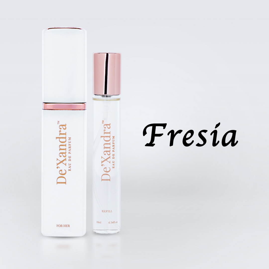 Fresia – De'Xandra Eau De Parfum Twist & Spray